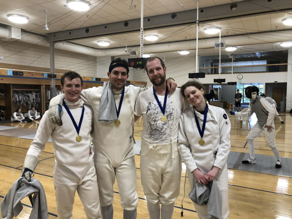 About Us Bellingham Bay Fencing Association